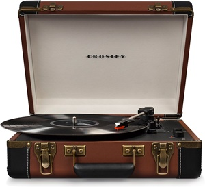 Crosley CR6019D BR record player