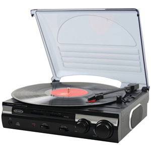 Jensen JTA-230 record player under 100