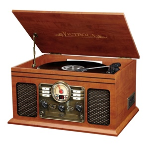 Victrola Nostalgic - best vinyl record player