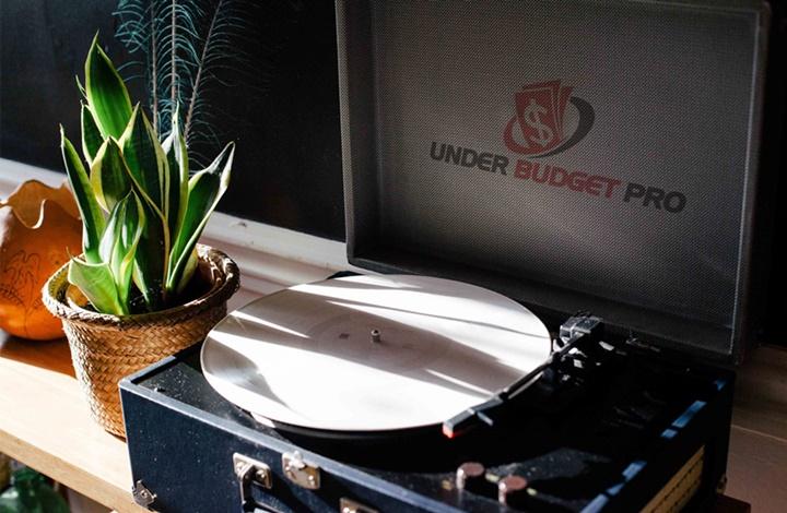 under budget pro