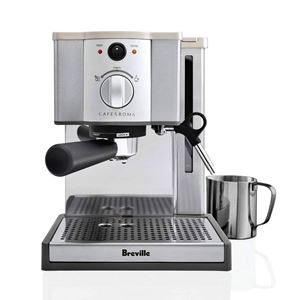 Breville ESP8XL the best espresso machine