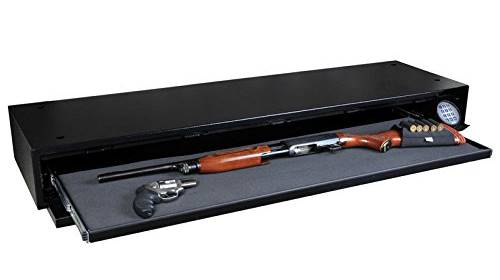 best under bed gun safe