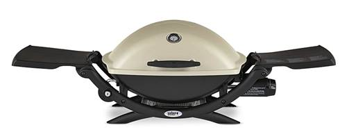Weber Q2200 best gas grill under 300 bucks