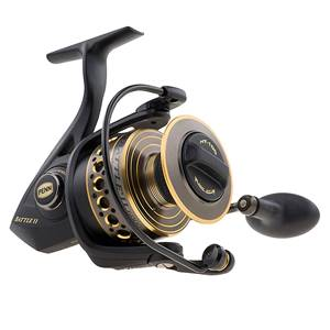 Penn Barttle II - the best spinning reel under 100