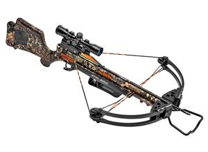 TenPoint Warrior G3 the best budget crossbow