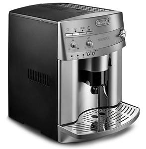 top-rated espresso machine - DeLonghi ESAM3300