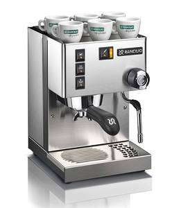 Rancilio Silvia The Best Espresso Machine with Iron Frame