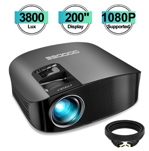 GooDee the best projector under 200