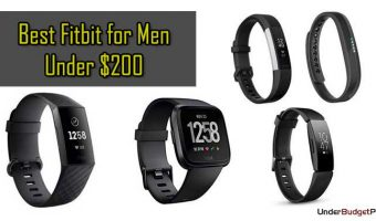 Best Fitbit for Men under $200