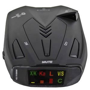 COBRA ESD-9275 Digital 9 Band Laser Radar Detector