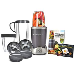 NutriBullet NBR-1201 12-Piece High-Speed blender for under 100