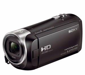 Sony HD Video Recording HDRCX405