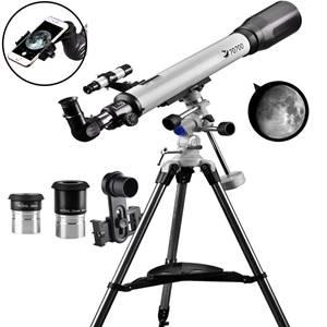 70EQ Refractor Telescope