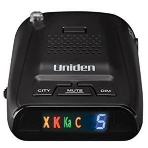 Uniden DFR3 Long Range Laser/Radar Detector