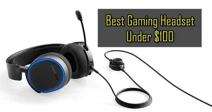 best gaming headset for under $100