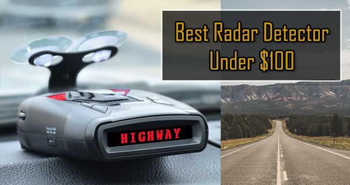 best radar detector under 100