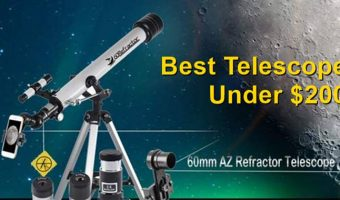 Best Telescope Under $200 Reviews
