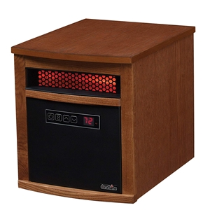 Duraflame 9HM8101-O142 Portable Electric Infrared Heater