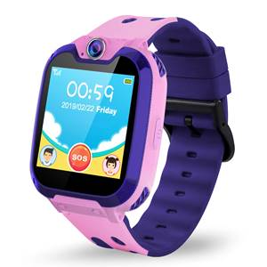 Themoemoe Kids GPS Smartwatch Phone