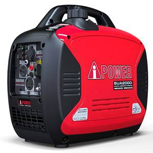 A-iPower SUA2000iV Super Quiet Portable Inverter Generator for RV