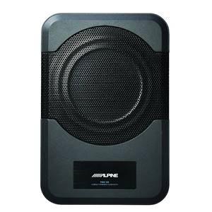 Alpine Electronics PWE-S8 Restyle Compact Subwoofer