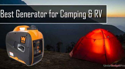 generator for camping