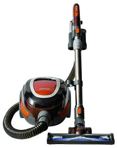 Bissell Deluxe Canister Hardwood Vacuum