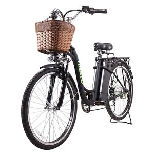 "NAKTO 26"" City Electric Bicycle"