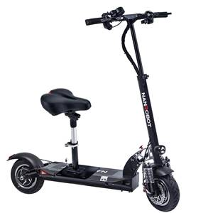 NANROBOT Power D5+ Foldable Scooter with seat