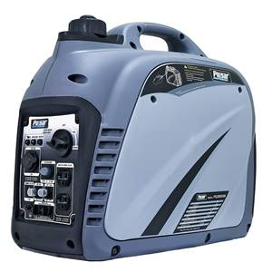 Pulsar Portable Gas-Powered Generator