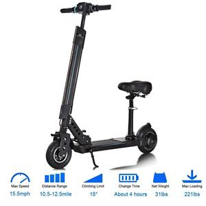 S AFSTAR Safstar Foldable Electric Scooter